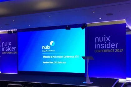 Nuix Insider Conference 2017